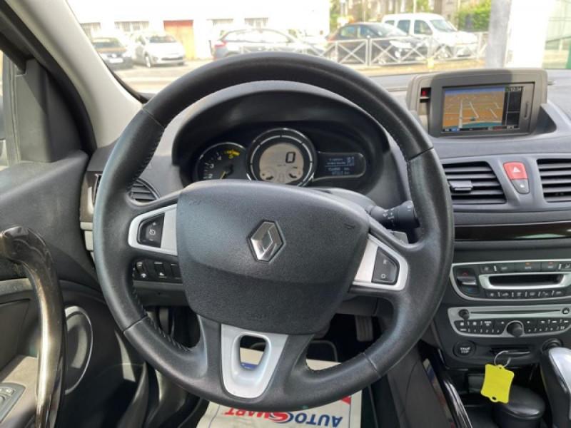 Photo 15 de l'offre de RENAULT MEGANE 1.5 DCI FAP 110 EDC XV DE FRANCE   ATTELAGE GPS à 6990€ chez Triplo auto