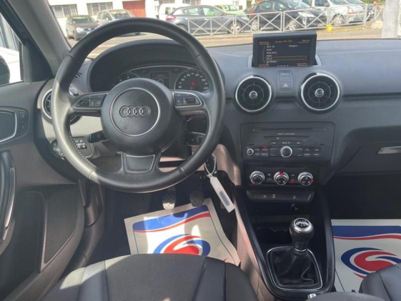 Photo 16 de l'offre de AUDI A1 1.2 TFSI  86 - S/S AMBITION  à 11990€ chez Triplo auto
