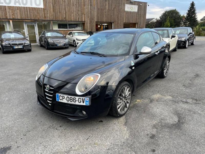 Photo 1 de l'offre de ALFA ROMEO MITO 1.4 TB MULTIAIR - 170 S/S  QUADRIFOGLIO VERDE  à 12490€ chez Triplo auto