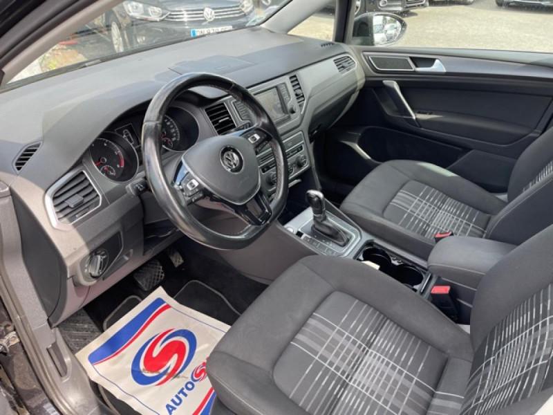 Photo 11 de l'offre de VOLKSWAGEN GOLF SPORTSVAN 2.0 TDI 150 DSG 6 LOUNGE GPS CAMERA  à 14490€ chez Triplo auto