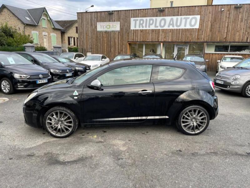 Photo 2 de l'offre de ALFA ROMEO MITO 1.4 TB MULTIAIR - 170 S/S  QUADRIFOGLIO VERDE  à 12490€ chez Triplo auto