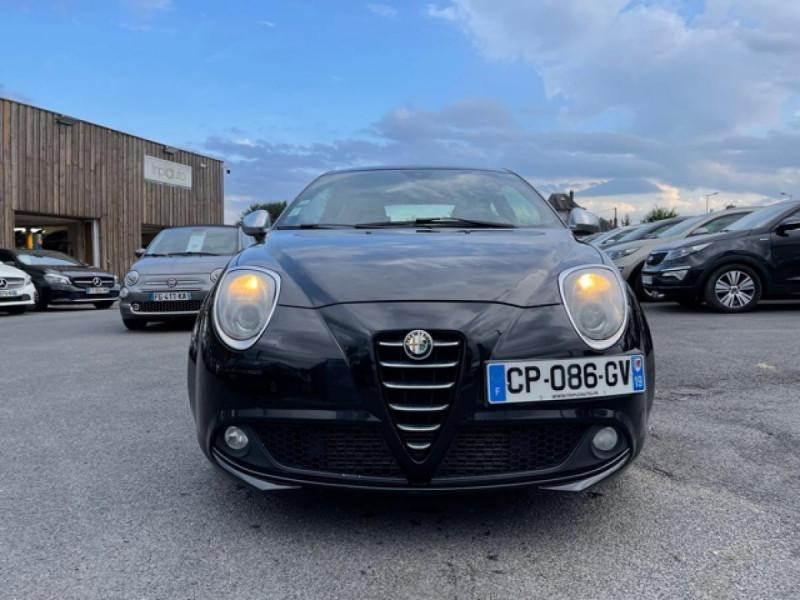 Photo 8 de l'offre de ALFA ROMEO MITO 1.4 TB MULTIAIR - 170 S/S  QUADRIFOGLIO VERDE  à 12490€ chez Triplo auto