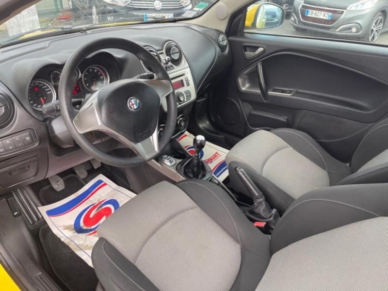 Photo 11 de l'offre de ALFA ROMEO MITO 1.4 MPI - 78 S/S  DISTINCTIVE  à 6490€ chez Triplo auto