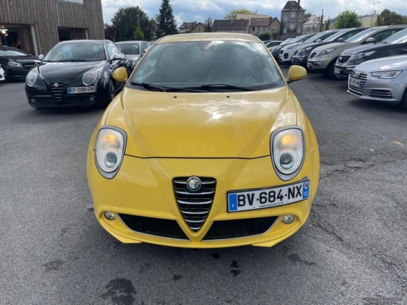 Photo 8 de l'offre de ALFA ROMEO MITO 1.4 MPI - 78 S/S  DISTINCTIVE  à 6490€ chez Triplo auto