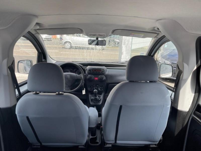 Photo 10 de l'offre de PEUGEOT BIPPER 1.3 HDI 75 TEPEE OUTDOOR  à 7990€ chez Triplo auto