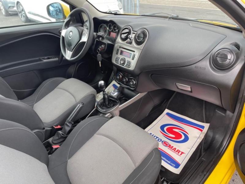 Photo 14 de l'offre de ALFA ROMEO MITO 1.4 MPI - 78 S/S  DISTINCTIVE  à 6490€ chez Triplo auto