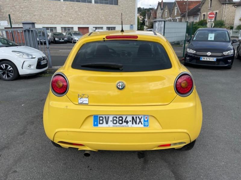 Photo 4 de l'offre de ALFA ROMEO MITO 1.4 MPI - 78 S/S  DISTINCTIVE  à 6490€ chez Triplo auto