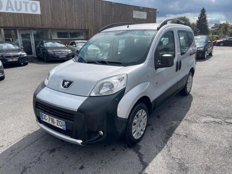Peugeot BIPPER 1.3 HDI 75 TEPEE OUTDOOR  Diesel GRIS Occasion à vendre