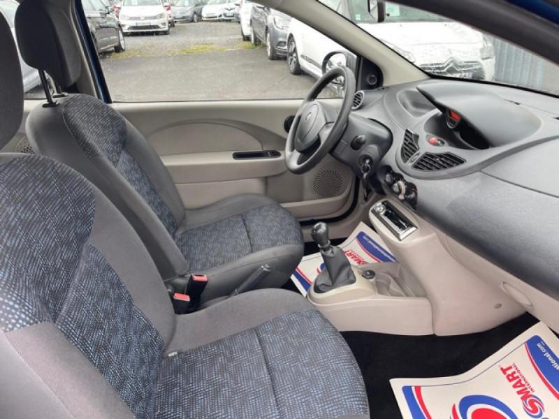 Photo 15 de l'offre de RENAULT TWINGO 1.2I 60 AUTHENTIQUE 63 000KM à 4990€ chez Triplo auto