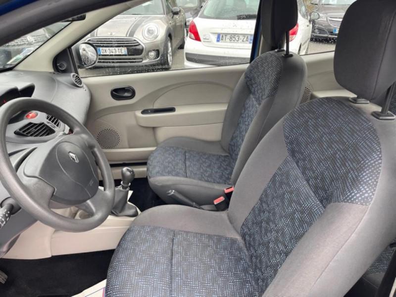 Photo 12 de l'offre de RENAULT TWINGO 1.2I 60 AUTHENTIQUE 63 000KM à 4990€ chez Triplo auto