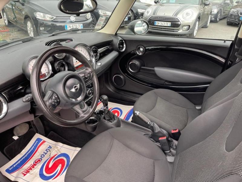 Photo 12 de l'offre de MINI MINI 2.0 D 112 BVA R56 COOPER TOIT OUVRANT à 10990€ chez Triplo auto