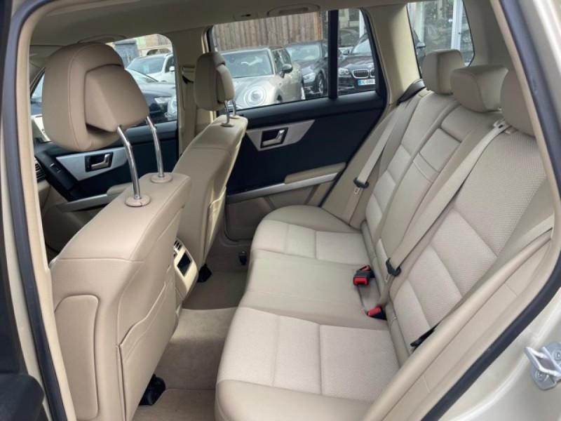 Photo 13 de l'offre de MERCEDES-BENZ GLK 200 CDI FAP BLUEEFFICIENCY  - BM X204  à 16990€ chez Triplo auto