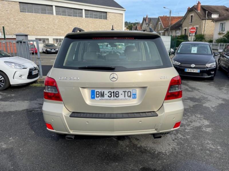 Photo 4 de l'offre de MERCEDES-BENZ GLK 200 CDI FAP BLUEEFFICIENCY  - BM X204  à 16990€ chez Triplo auto