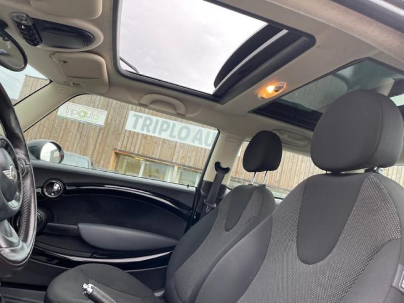 Photo 11 de l'offre de MINI MINI 2.0 D 112 BVA R56 COOPER TOIT OUVRANT à 10990€ chez Triplo auto