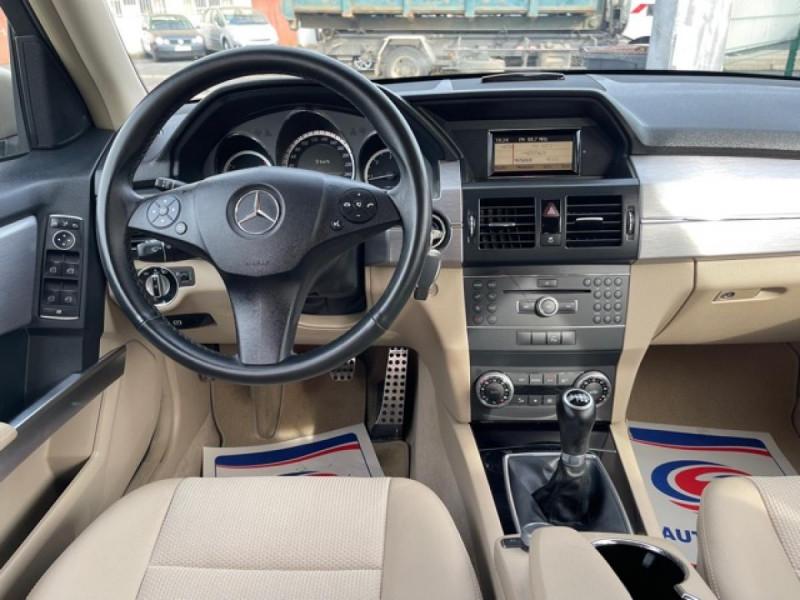 Photo 14 de l'offre de MERCEDES-BENZ GLK 200 CDI FAP BLUEEFFICIENCY  - BM X204  à 16990€ chez Triplo auto