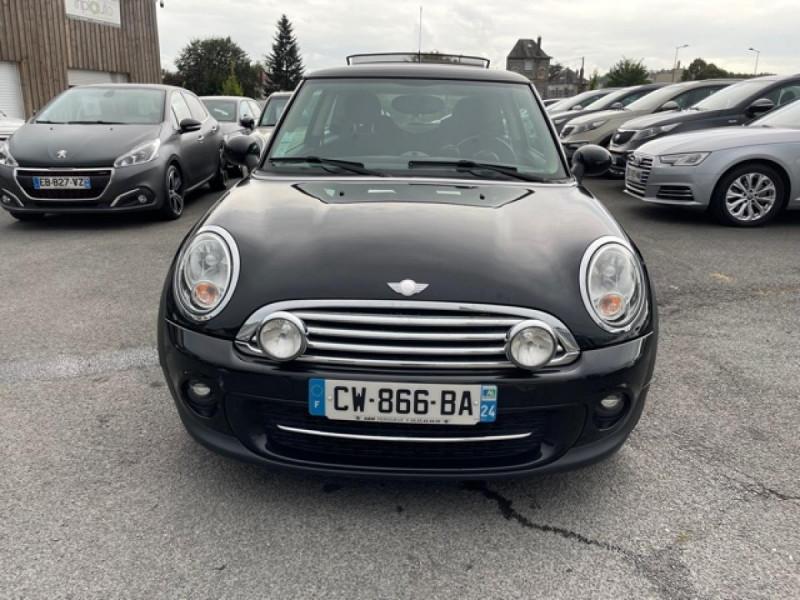 Photo 8 de l'offre de MINI MINI 2.0 D 112 BVA R56 COOPER TOIT OUVRANT à 10990€ chez Triplo auto