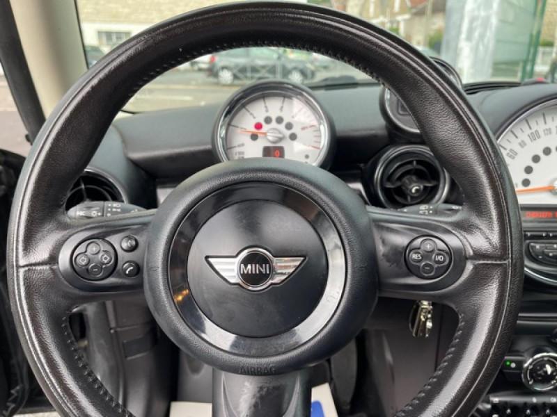Photo 15 de l'offre de MINI MINI 2.0 D 112 BVA R56 COOPER TOIT OUVRANT à 10990€ chez Triplo auto