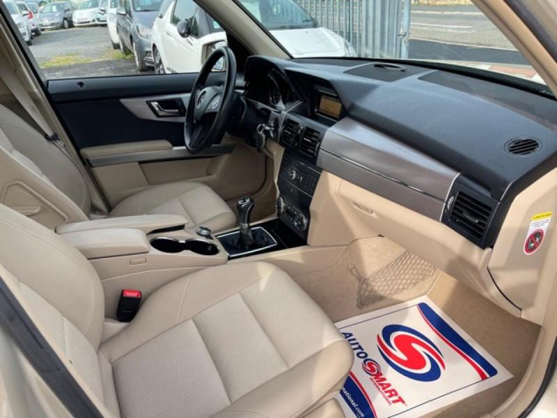 Photo 15 de l'offre de MERCEDES-BENZ GLK 200 CDI FAP BLUEEFFICIENCY  - BM X204  à 16990€ chez Triplo auto