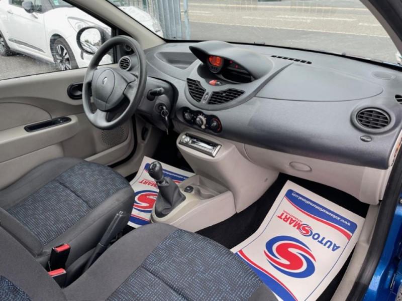 Photo 14 de l'offre de RENAULT TWINGO 1.2I 60 AUTHENTIQUE 63 000KM à 4990€ chez Triplo auto