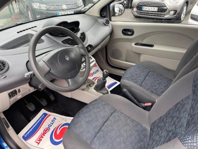 Photo 11 de l'offre de RENAULT TWINGO 1.2I 60 AUTHENTIQUE 63 000KM à 4990€ chez Triplo auto