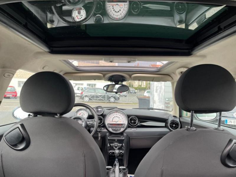 Photo 10 de l'offre de MINI MINI 2.0 D 112 BVA R56 COOPER TOIT OUVRANT à 10990€ chez Triplo auto
