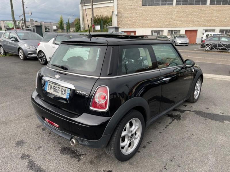 Photo 5 de l'offre de MINI MINI 2.0 D 112 BVA R56 COOPER TOIT OUVRANT à 10990€ chez Triplo auto
