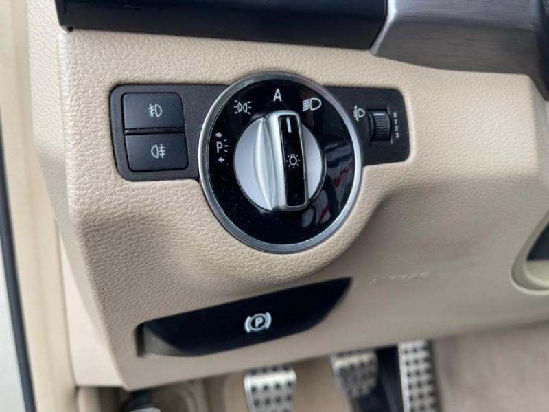 Photo 19 de l'offre de MERCEDES-BENZ GLK 200 CDI FAP BLUEEFFICIENCY  - BM X204  à 16990€ chez Triplo auto