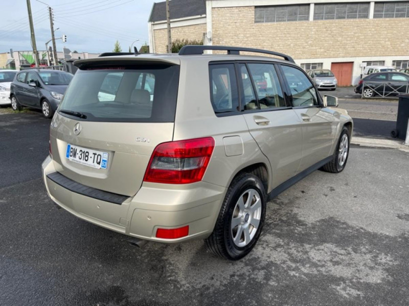 Photo 5 de l'offre de MERCEDES-BENZ GLK 200 CDI FAP BLUEEFFICIENCY  - BM X204  à 16990€ chez Triplo auto