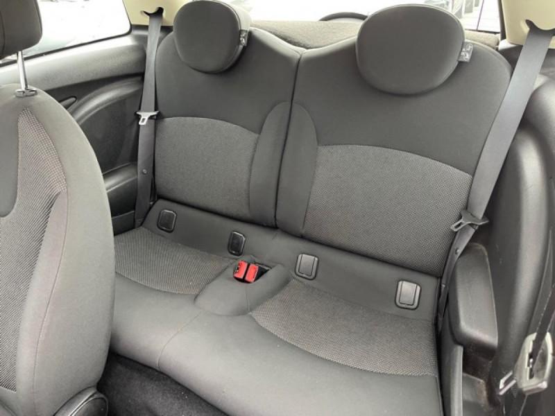 Photo 18 de l'offre de MINI MINI 2.0 D 112 BVA R56 COOPER TOIT OUVRANT à 10990€ chez Triplo auto