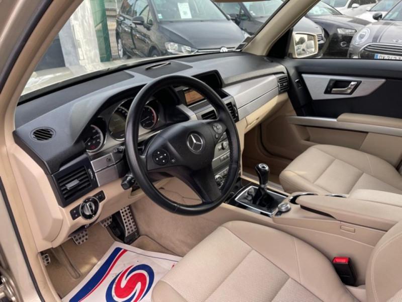 Photo 11 de l'offre de MERCEDES-BENZ GLK 200 CDI FAP BLUEEFFICIENCY  - BM X204  à 16990€ chez Triplo auto