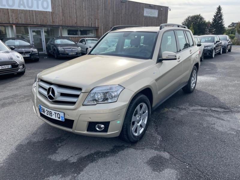 Mercedes-Benz GLK 200 CDI FAP BLUEEFFICIENCY  - BM X204  Diesel BEIGE Occasion à vendre