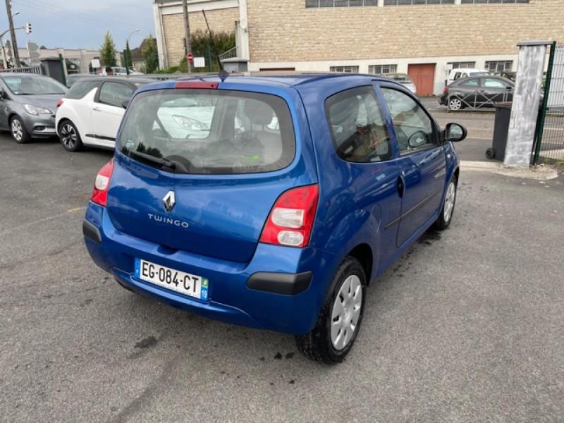 Photo 5 de l'offre de RENAULT TWINGO 1.2I 60 AUTHENTIQUE 63 000KM à 4990€ chez Triplo auto