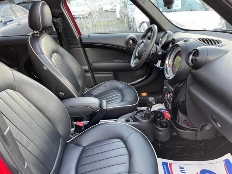 Photo 18 de l'offre de MINI MINI COUNTRYMAN 1.6I 184 BVA COOPER S CUIR GPS TOIT OUVRANT à 15990€ chez Triplo auto