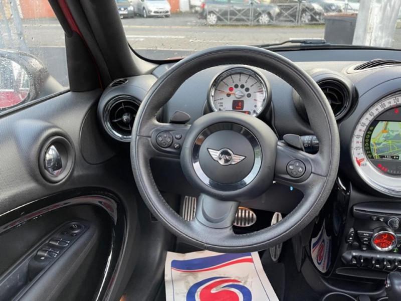 Photo 15 de l'offre de MINI MINI COUNTRYMAN 1.6I 184 BVA COOPER S CUIR GPS TOIT OUVRANT à 15990€ chez Triplo auto