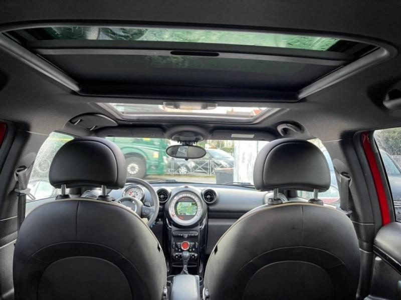 Photo 10 de l'offre de MINI MINI COUNTRYMAN 1.6I 184 BVA COOPER S CUIR GPS TOIT OUVRANT à 15990€ chez Triplo auto