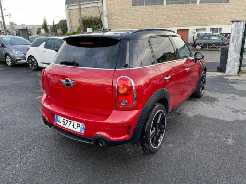 Photo 5 de l'offre de MINI MINI COUNTRYMAN 1.6I 184 BVA COOPER S CUIR GPS TOIT OUVRANT à 15990€ chez Triplo auto