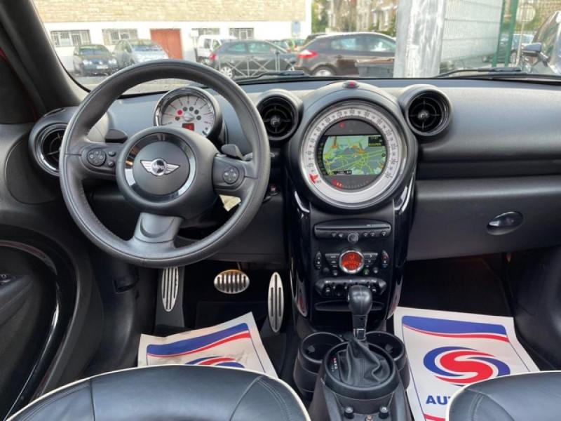 Photo 14 de l'offre de MINI MINI COUNTRYMAN 1.6I 184 BVA COOPER S CUIR GPS TOIT OUVRANT à 15990€ chez Triplo auto
