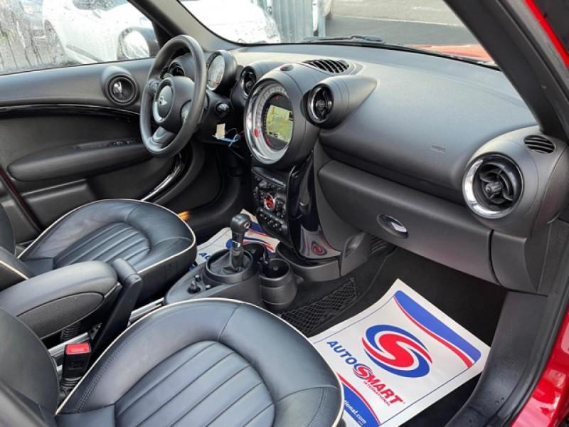 Photo 17 de l'offre de MINI MINI COUNTRYMAN 1.6I 184 BVA COOPER S CUIR GPS TOIT OUVRANT à 15990€ chez Triplo auto