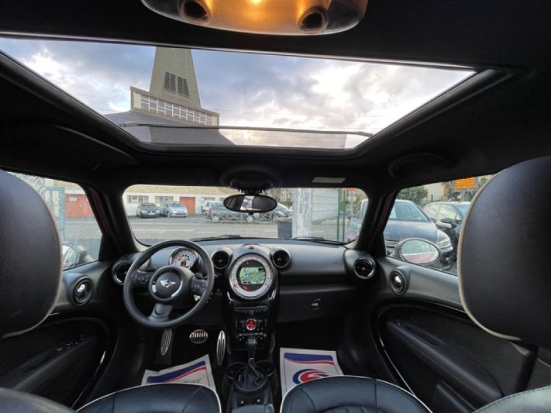 Photo 16 de l'offre de MINI MINI COUNTRYMAN 1.6I 184 BVA COOPER S CUIR GPS TOIT OUVRANT à 15990€ chez Triplo auto