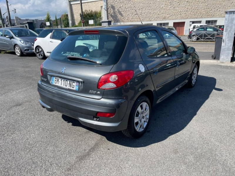 Photo 5 de l'offre de PEUGEOT 206   1.4I TRENDY CLIM 5P à 5990€ chez Triplo auto