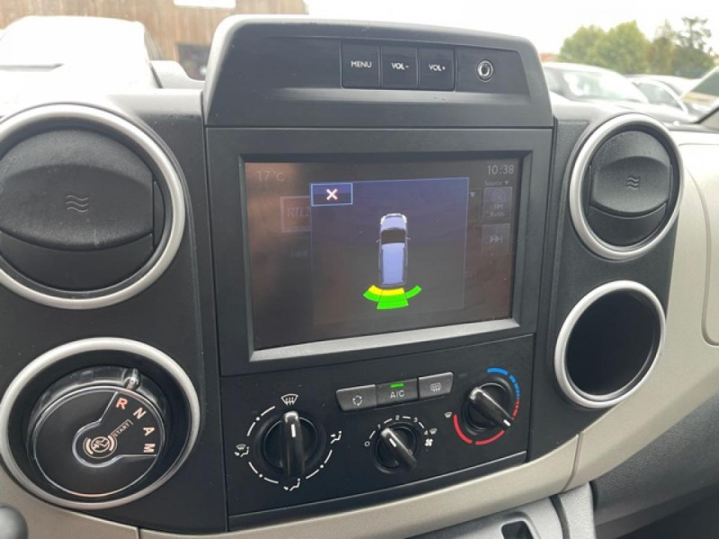 Photo 20 de l'offre de PEUGEOT PARTNER TEPEE 1.6 BLUEHDI S&S 100 ETG6 ACTIVE BOITE AUTO à 11990€ chez Triplo auto