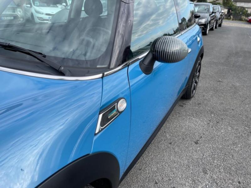 Photo 20 de l'offre de MINI MINI 1.6I - 184 R56 COOPER S BAYSWATER CUIR   CARNET ENTRETIEN A JOUR à 14990€ chez Triplo auto