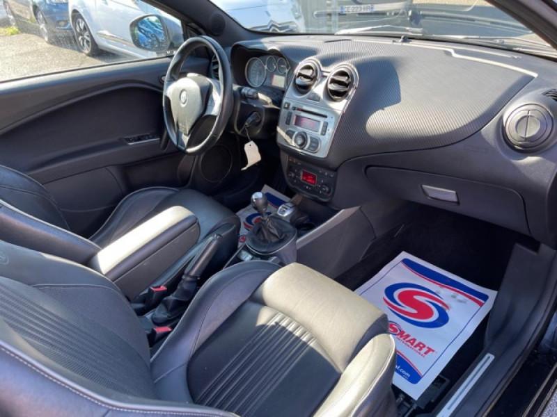 Photo 13 de l'offre de ALFA ROMEO MITO 1.4 TB MULTIAIR - 170 S/S  QUADRIFOGLIO VERDE CUIR DISTRI OK à 9990€ chez Triplo auto