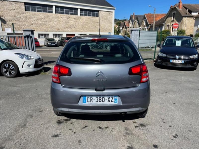 Photo 4 de l'offre de CITROEN C3  1.1I  ATTRACTION CLIM à 6350€ chez Triplo auto