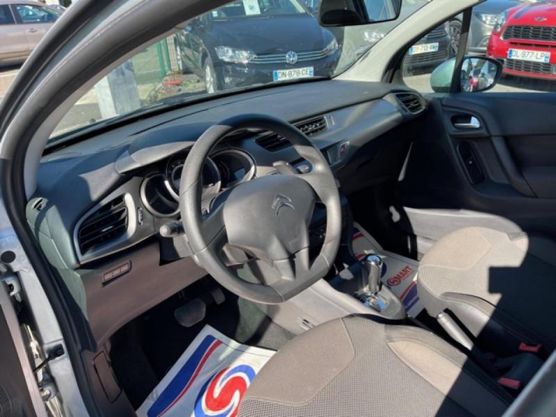 Photo 11 de l'offre de CITROEN C3 1.4 E-HDI 70 BMP5 CONFORT CLIM BOITE AUTO à 7990€ chez Triplo auto