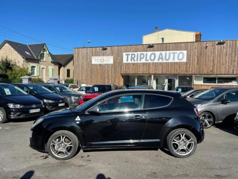 Photo 2 de l'offre de ALFA ROMEO MITO 1.4 TB MULTIAIR - 170 S/S  QUADRIFOGLIO VERDE CUIR DISTRI OK à 9990€ chez Triplo auto