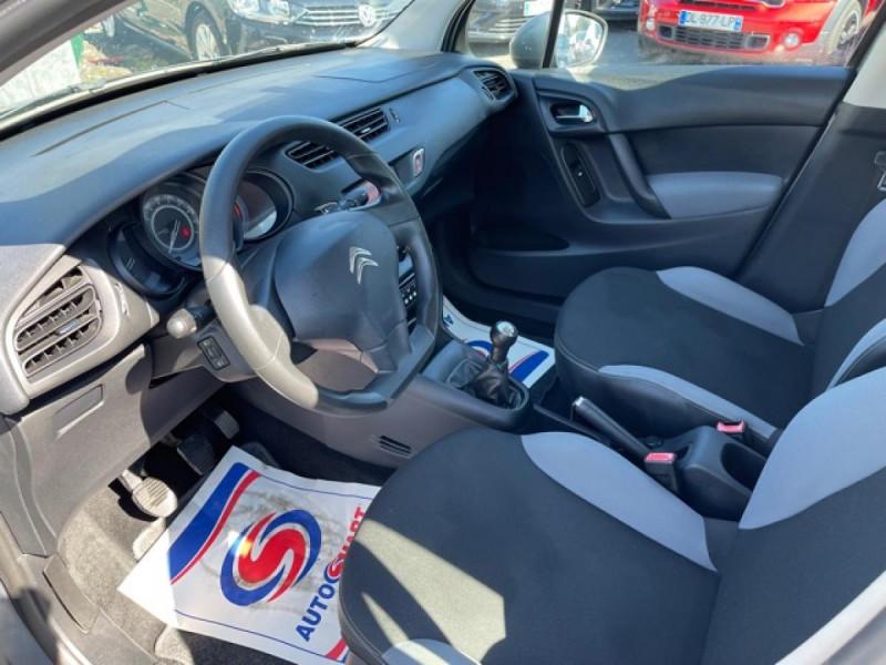 Photo 11 de l'offre de CITROEN C3  1.1I  ATTRACTION CLIM à 6350€ chez Triplo auto
