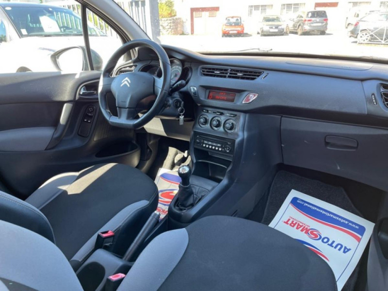 Photo 15 de l'offre de CITROEN C3  1.1I  ATTRACTION CLIM à 6350€ chez Triplo auto