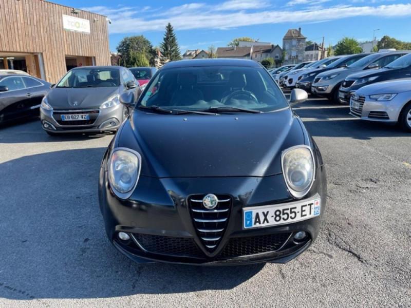 Photo 8 de l'offre de ALFA ROMEO MITO 1.4 TB MULTIAIR - 170 S/S  QUADRIFOGLIO VERDE CUIR DISTRI OK à 9990€ chez Triplo auto