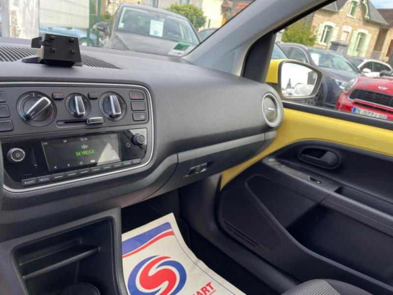 Photo 20 de l'offre de SKODA CITIGO 1.0 12V MPI - 60 EDITION CLIM à 8990€ chez Triplo auto